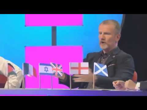 Comedian Sums Up The Flegs In NI
