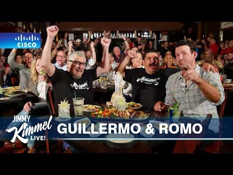 Guillermo&39;s Road Trip to Brooklyn: Stop 1 – Dallas with Tony Romo