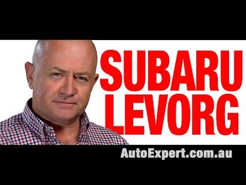 Subaru Levorg Best Performance Wagon Auto Expert John Cadogan Australia