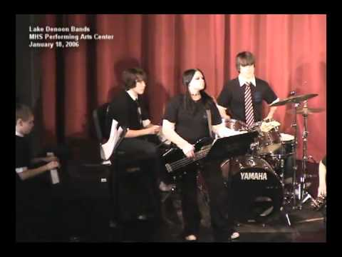 2006 Jan Lake Denoon Band Concert - Rock the House