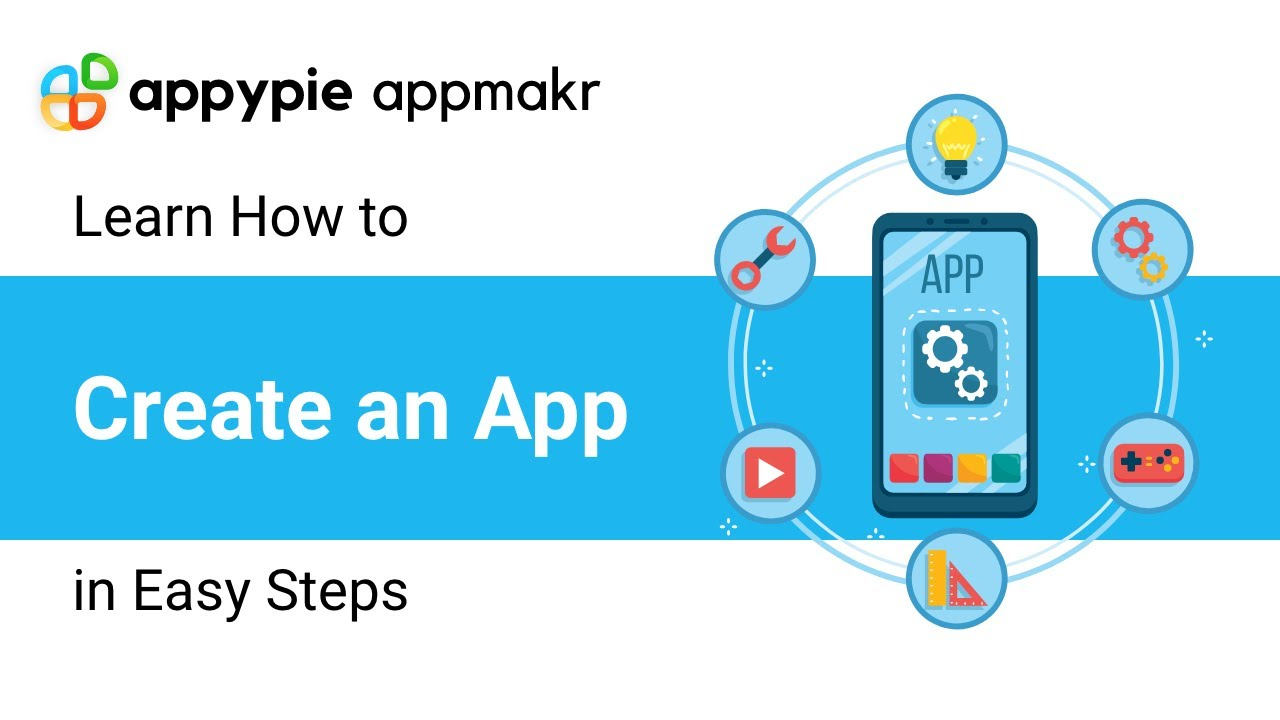 App Builder | How to Make an App for free in 3 easy steps without coding? |  App Maker Appy Pie