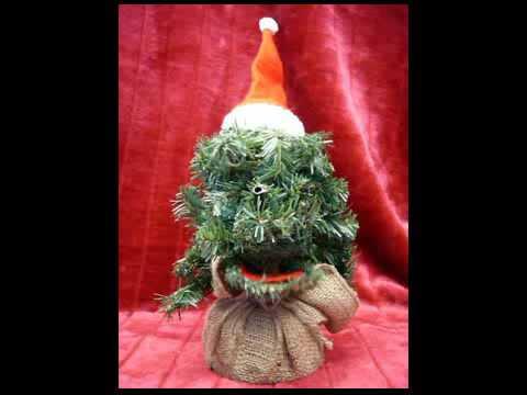 Sprechender singender weihnachtsbaum
