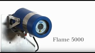 Flame 5000 Fixed Gas Detection Product Series