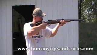 Shooting a 458 Winchester Magnum Rifle