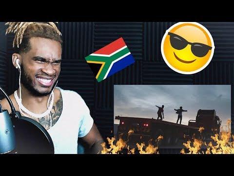 NASTY C & RUNTOWN - SAID | REACTION VIDEO