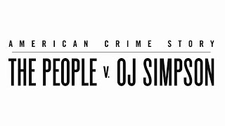 AMERICAN CRIME STORY: THE PEOPLE VS OJ SIMPSON Teaser Trailer (2015) New FX Series