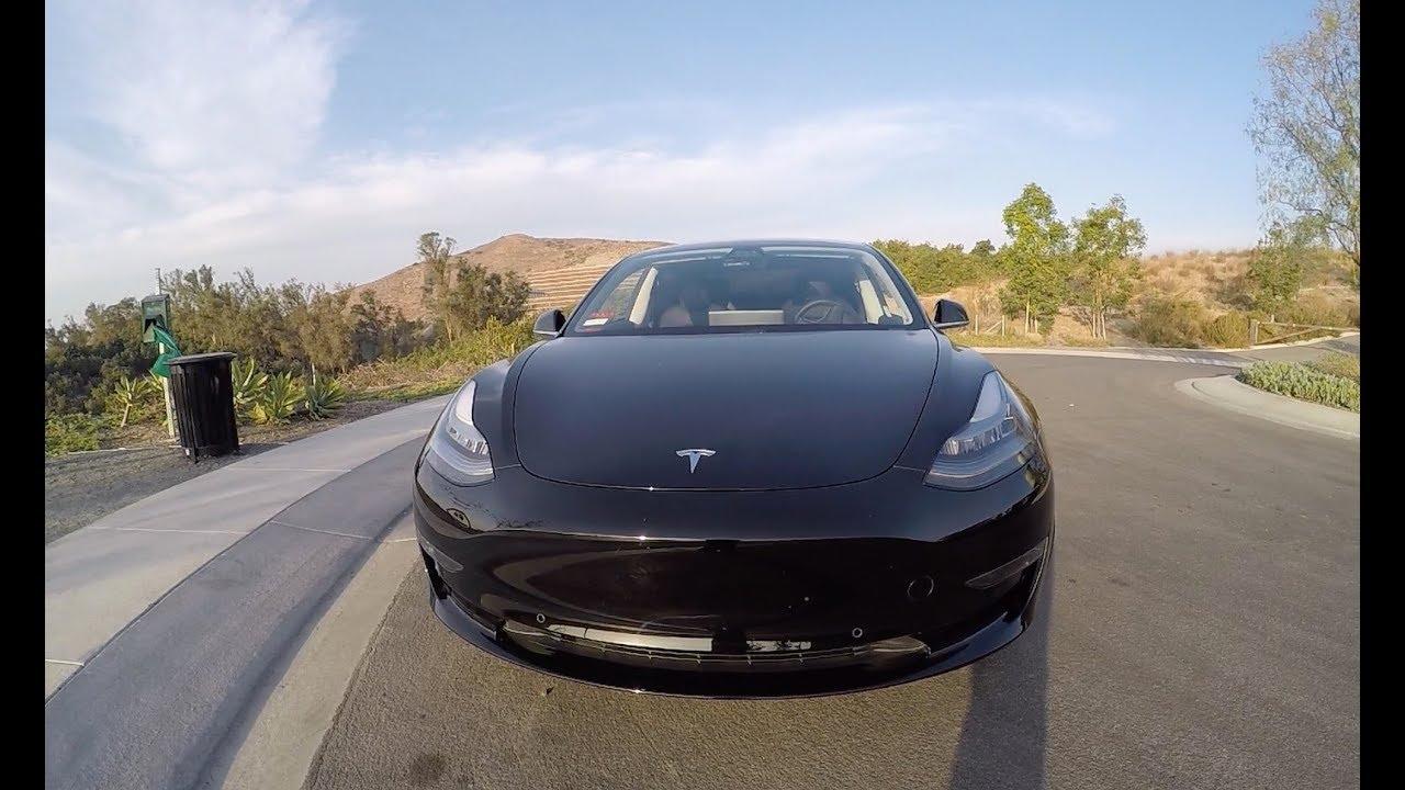Tesla Model 3 Delivery (Timeline + Experience) & Roadtrip ...