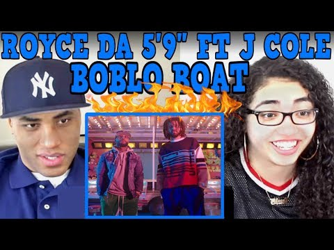 "Royce da 5'9"" - Boblo Boat ft. J. Cole REACTION 