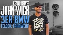 JP Performance - 3er BMW bekommt neue Schuhe! | John Wick Gewinnspiel