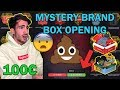 BUTTO 100€ per VINCERE SUPREME E YEEZY! Mysterybrand BOX opening!