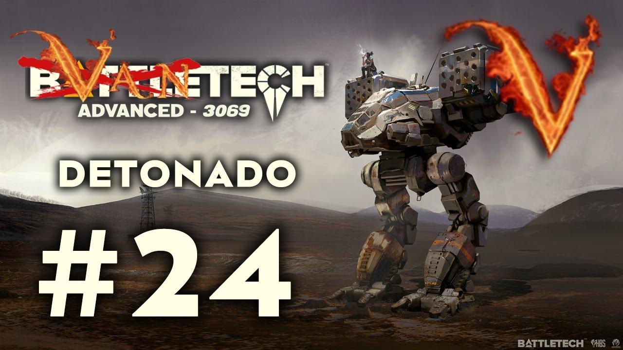 Battletech - Detonado S2 - #24 NightStar