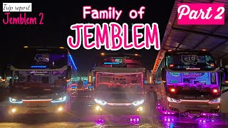 Gambar cover BERTEMU SAUDARA SESAMA JEMBLEM | Trip report MURNI JAYA E218 | Part 2