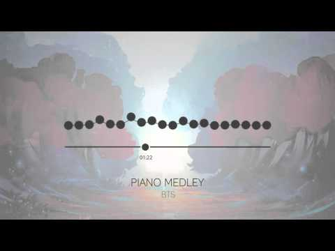BTS (방탄소년단) - Piano Medley #2