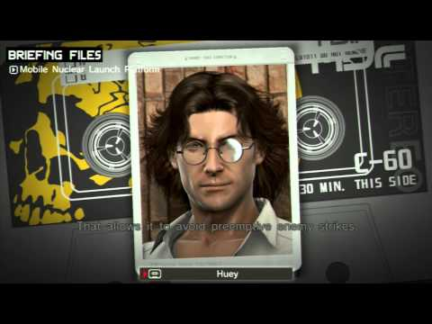 Let's Play MGS Peace Walker (BLIND) Part 16: BRIEF REPRIEVE #6
