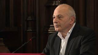 P. Mesnard - Directeur de l'ASBL Mémoire d'Auschwitz - 2013-10