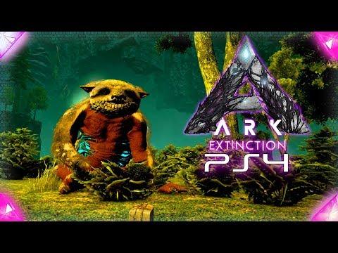 Den Gacha zähmen 🔞 ARK Extinction Playstation 4 🇩🇪
