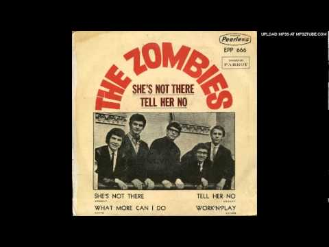 The Zombies - What more can i do (1965,  UK) mp3