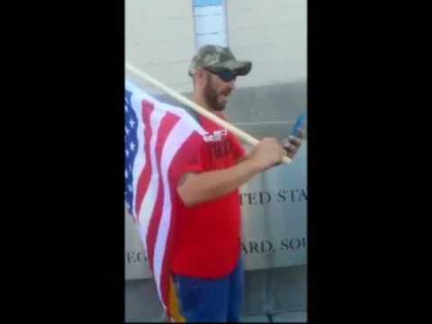 STAND!  WE The People United - Nevada US District Court - Moe Peltier - 7/15/17