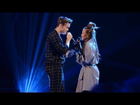 Mariette & William Segerdahl: Shallow – Lady Gaga Bradley Cooper - Idol Sverige TV4