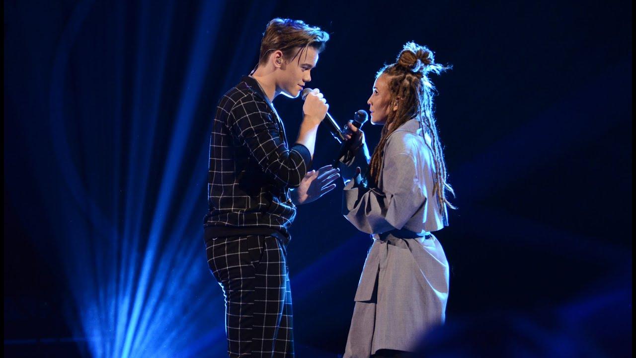 Mariette & William Segerdahl: Shallow – Lady Gaga, Bradley Cooper - Idol Sverige (TV4)