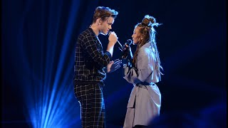Mariette & William Segerdahl: Shallow – Lady Gaga, Bradley Cooper - Idol Sverige (TV4)