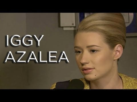 Iggy Azalea speaks on Beef with Funk Flex and Other Female MCs