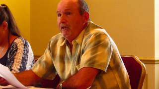 """""""The deer slowly disappeared."""" Stop Spraying NB Press Conference, PART 2 of 6 (Aug 1/17)"""