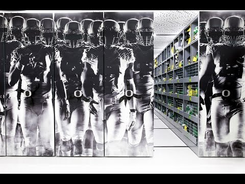 Oregon Ducks Athletic Equipment Storage: Behind The Scenes