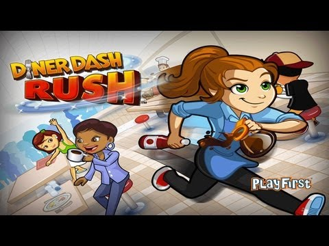 Diner Dash Rush - Universal - HD Gameplay Trailer
