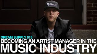 How To Become An Artist Manager