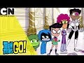 Teen Titans Go! | The Gender Opposite Titans | Cartoon Network