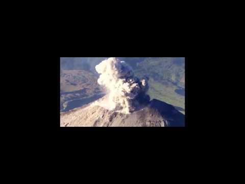 Hiking Santa María Volcano