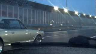 S46年式 スカイライン 2HT V8 32バルブ GT-R仕様