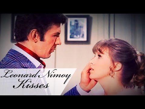 ALL LEONARD NIMOY KISSES!!