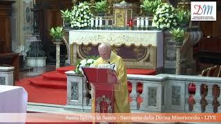 16 Giugno 2019 SSma Trinita Santa Messa ore 1830 OMELIA