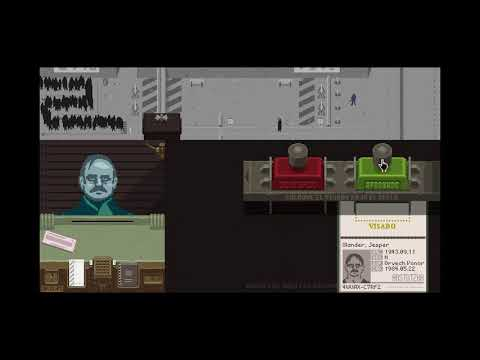 PAPERS PLEASE #1/ASATY TEAM