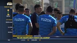 El Pachuca ya está listo para enfrentar al Al-Jazira