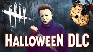 Dead By Daylight - Michael Myers DLC - Новый маньяк из старого кино
