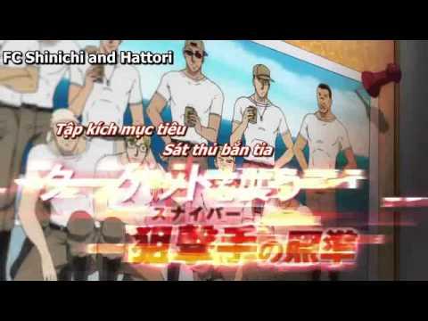 Trailer 60s Detective Conan Movie 18 [Vietsub]