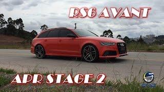Audi RS6 Avant by Pitstop shop