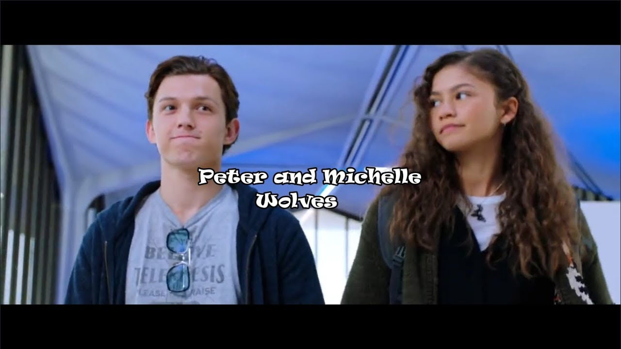 Peter and Michelle ~ Wolves