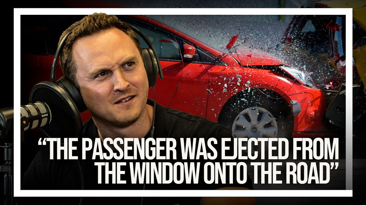 Ejecting A Thief Out Of His Car Window With A Lucky T-Bone Crash | Your Car Stories