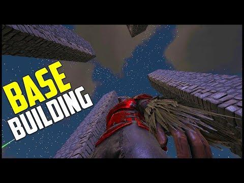 NEW BASE BUILDING!!! - Ark Survival Evolved Modded Ep 10 ( Ark Primal Fear & More )