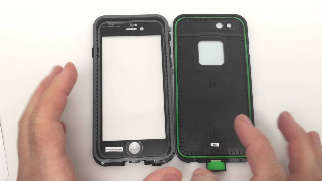best website a36e2 0427a LIFEPROOF FRE for iPhone 6