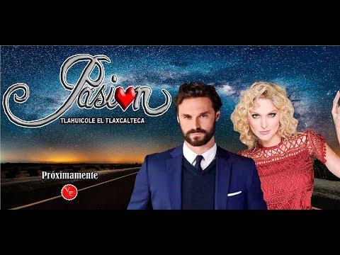 Remake de Pasión 2019 con Ivan Sánchez y  Blanca Soto