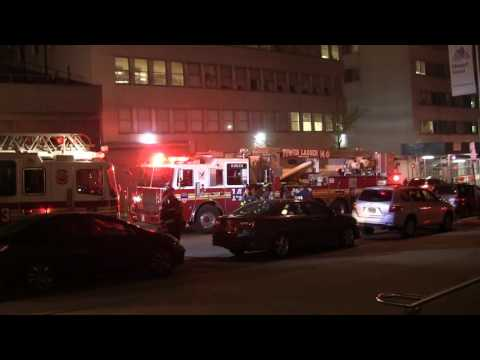 | FDNY Box 1257 | Pre Arrival Electrical Fire on the 8th Floor of the Icahn School of Medicine