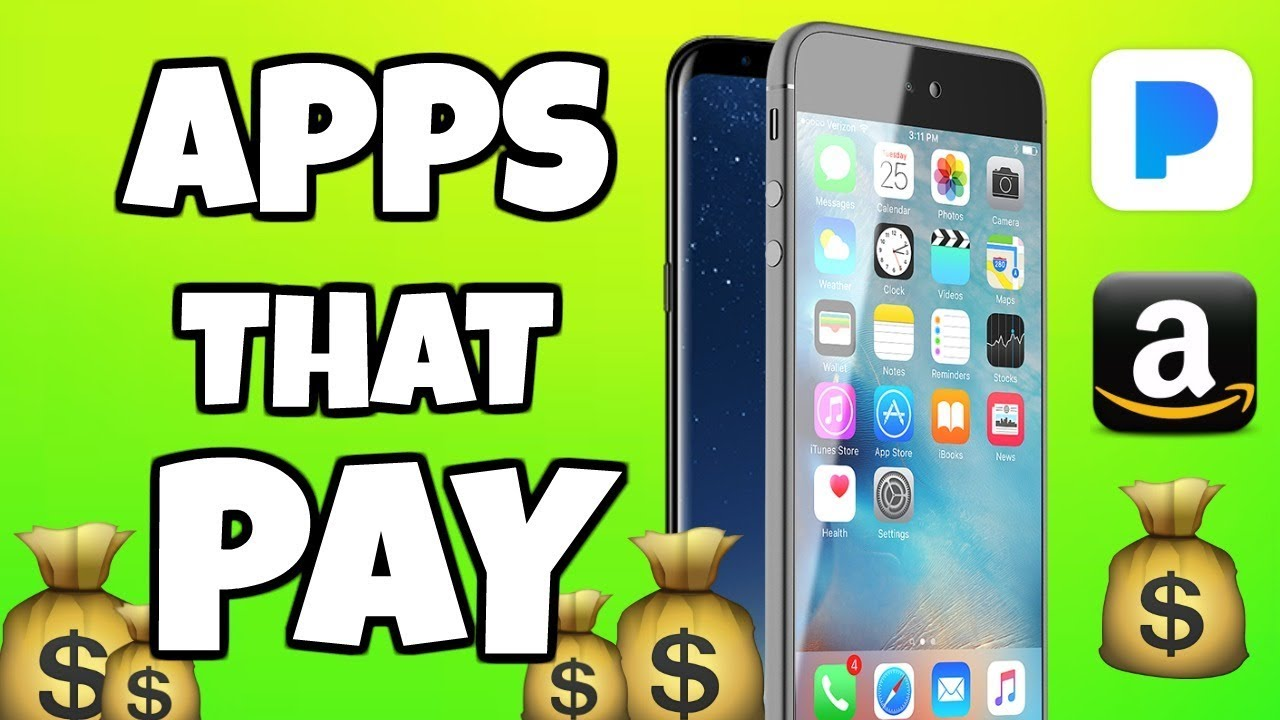 5 Apps That Pay You Paypal Or Gift Cards 5 Money Making