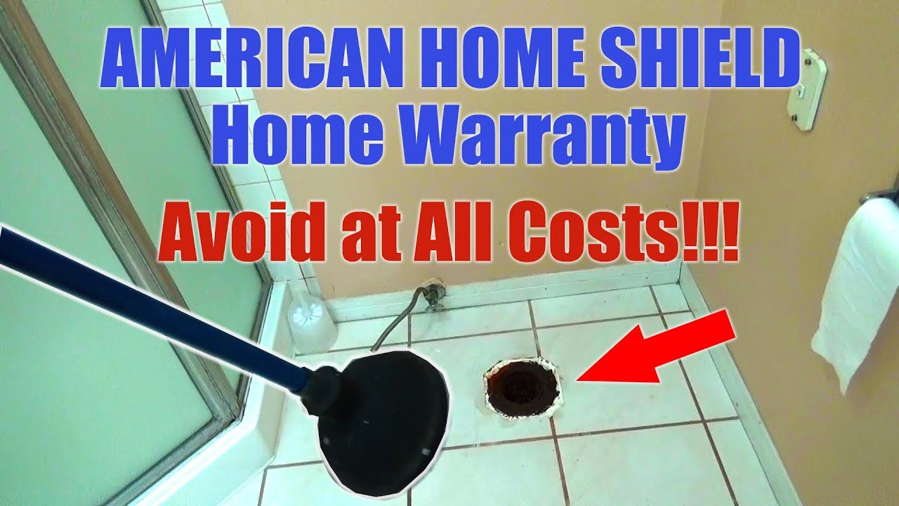 American Home Shield Home Warranty Avoid At All Cost Youtube