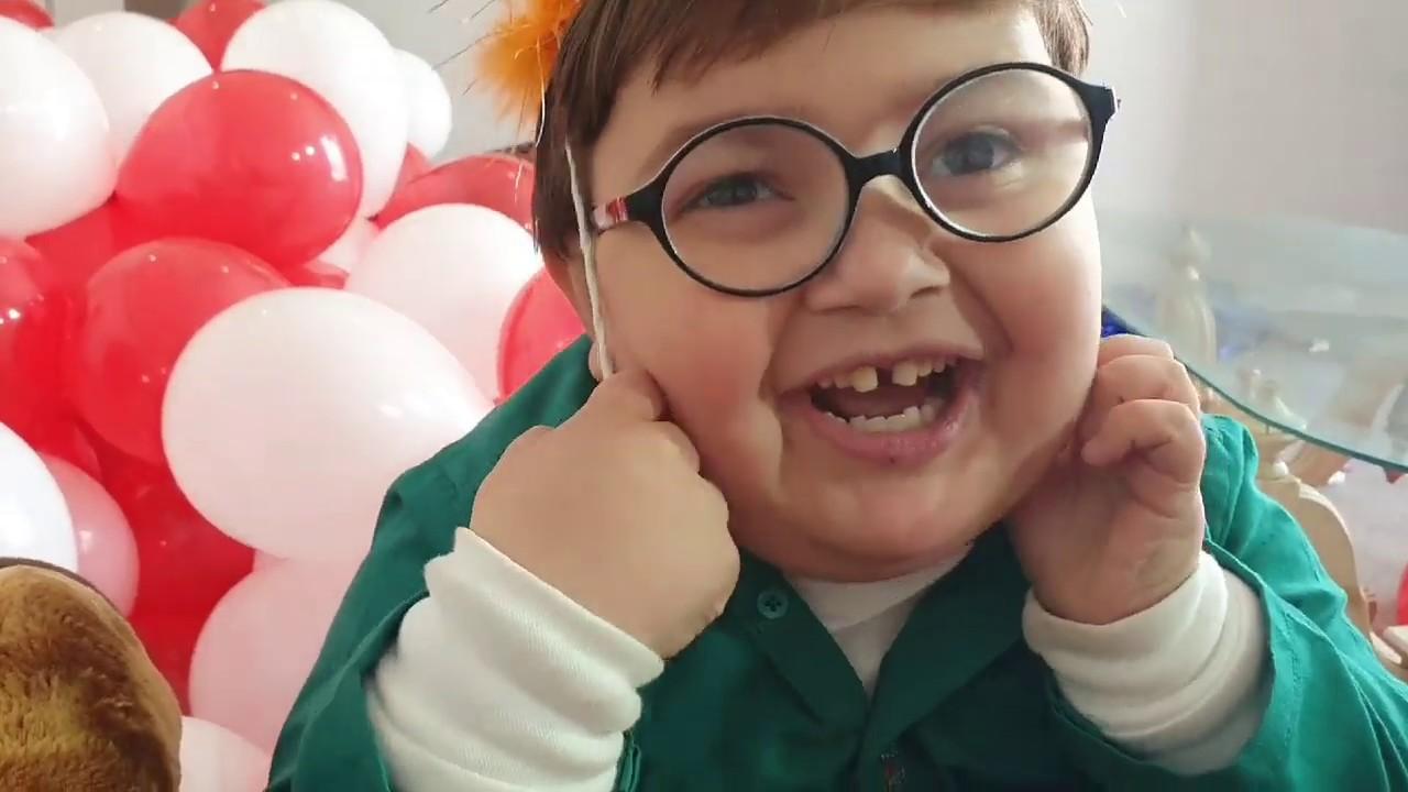 Cute Ahmad shah Birthday Boy Cutest Video 2020