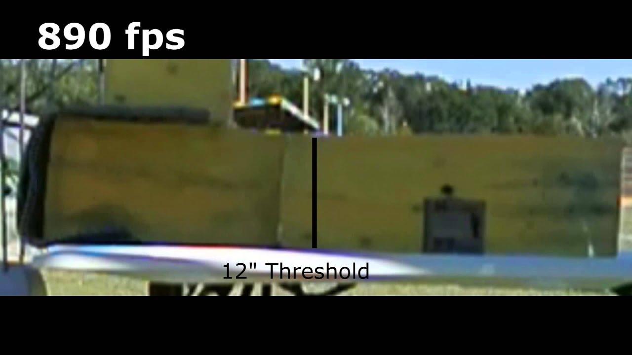 Ammo Quest  380 Finals: Critical Defense  380 ACP test thru Denim in  ballistic gelatin